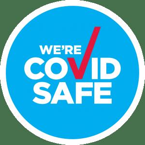 Covid Safety Logo