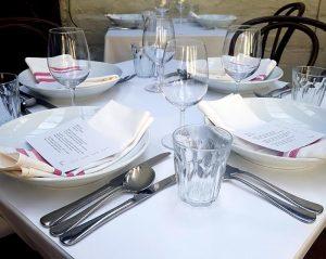 Hospitality Restaurant Cafe Linen