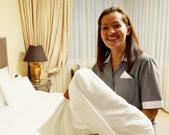 Hotel Uniform hire