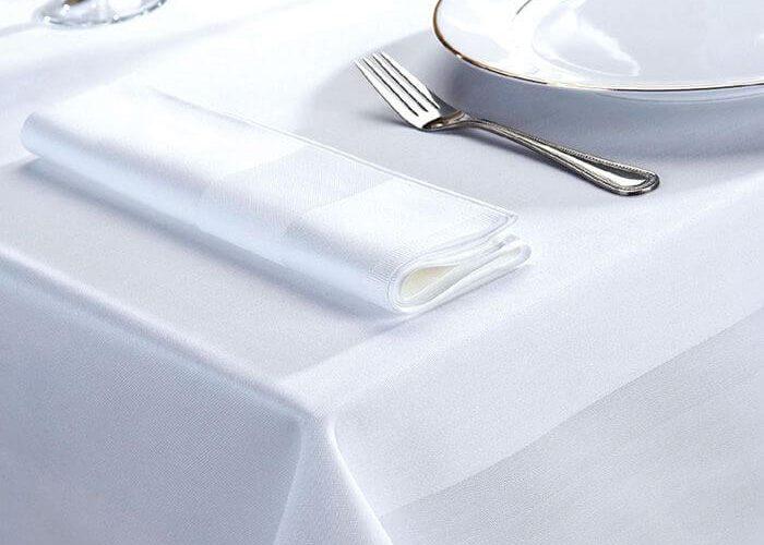 Fine dining whites