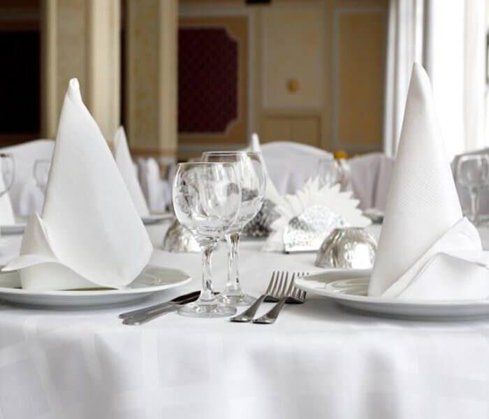 hospitatlity linen restaurant cafe sydney